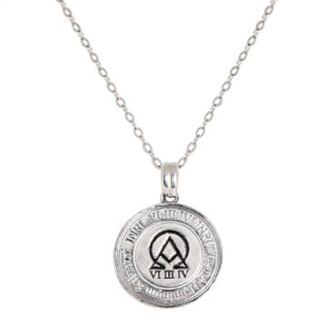 MINWHEE ART JEWELRY - Priest, sumin O Necklace Silver925