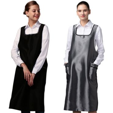 [Yodel] MD329 Model Cross Back Hair Salon Apron (2 Colors)