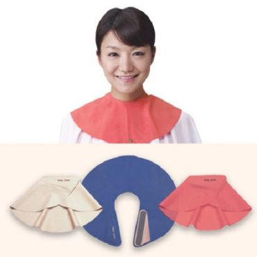 [Yodel] Salon Barber Shop Neck Shutter (Pink, Blue, Ivory)