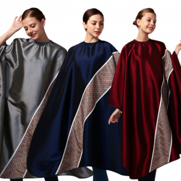 [Yodel] YC007 Signature Hair Salon Cut Cape (3 Colors)