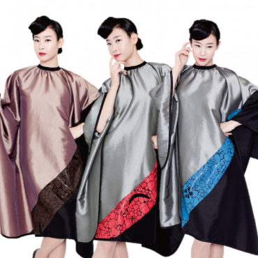 [Yodel] YC002  Gangnam Style Stylish Hair Salon Cut Cape (3 Colors)