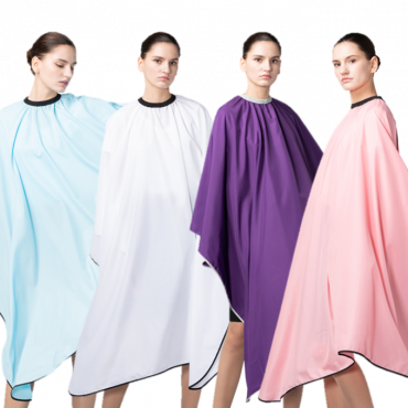 [Yodel] YC009 Coolever BC Hair Salon Cut Cape (4 Colors)
