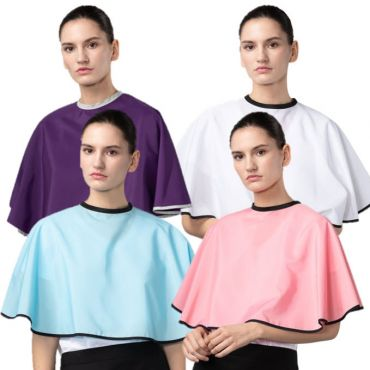 [Yodel] YD014 Large Cool BC Hair Salon Blow Dry Make Up Cape (4 Colors)