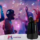 PARTIER - modular moving light speaker 1004