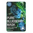 TOSOWOONG Pure Blueberry Mask 10pcs
