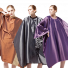 [Yodel] YC001 Korean Alphabet Hair Salon Cut Cape (3 Colors)