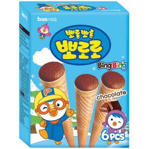 (1+1)[Pororo] Ice Cone Snack (Chocolate)