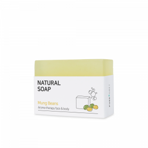 [Pureforet] Mung Beans Natural Soap (90g)