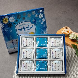 L-GA_Winter Love Letter Original Langue de Chat 210g