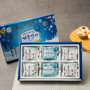 L-GA_Cookie Winter-Love-Letter-Original-Langue-de-Chat 130g