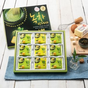L-GA_Green Tea Langue De Chat Large 210g