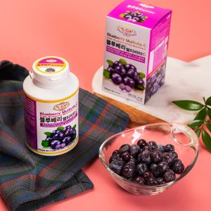 L-GA_Blueberry Multi Vita C 365 Large 500g