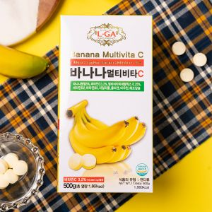 L-GA_Banana Multi Vita C 365 Large 500g