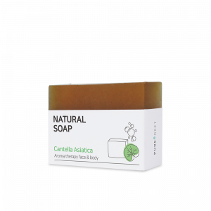 [Pureforet] Centella Asiatica Natural Soap (90g)