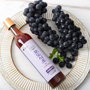 O-Gok Federation Village_Grape Vinegar Korean Vinegar Fruit Vinegar