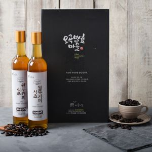 O-Gok Federation Village_Brewed Coffee Vinegar Korean Vinegar Coffee Vinegar