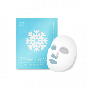 Meditamin - Snow Glow Mask (5ea/box)