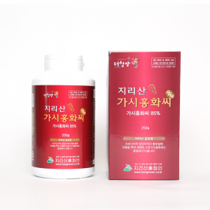 [honghwain] Safflower seed pills (250g)