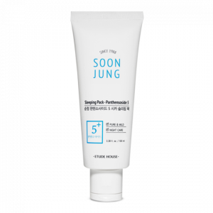 etude-SOONJUNG 5-PANTHENSOSIDE CICA SLEEPING PACK 100ml