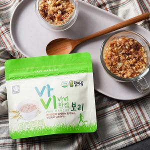 SANMARU_Korea traditional food Barley Nurungji Low calorie diet food