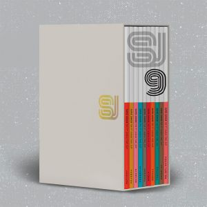 [Super Junior] 9th Album - Time_Slip (Random Ver.)
