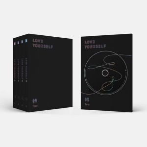 [BTS] Album Vol.3 - LOVE YOURSELF 轉 'Tear' Pre-Order