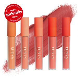 MINYA All Day Wear Lip Coat 4.7g - Matt Lip Tint