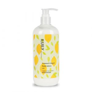 [ILUILY] LEMON & GINGER BODYLOTION (480g)