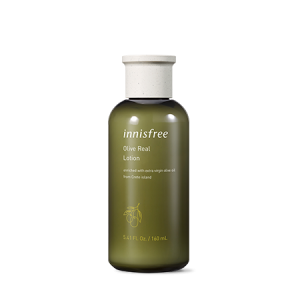 innisfree-OLIVE REAL LOTION 160ml
