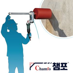 "Chamfo - Portable Wet Core-Drill, GCDM-17CH,  3""(76.2mm) ~ 10""(254mm)"