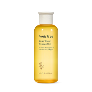 innisfree-GINGER HONEY AMPOULE SKIN 200ml