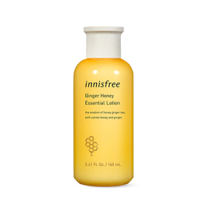 innisfree-GINGER HONEY ESSENTIAL LOTION 160ml