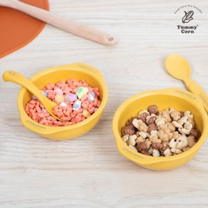 YUMMY CORN SOUP BOWL 240ML CEREAL SALAD BOWL FOR BABY KIDS