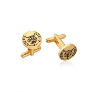 [MINWHEE ART JEWELRY] The Dignity of The Queen, Emperor's cufflinks