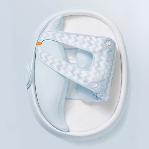 KOKONANNY ERGONOMIC INFANT COSLEEPING NEST (Blue Wave)