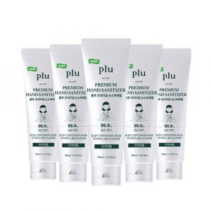 [plu] PREMIUM HAND SANITIZER (180ml * 5ea)