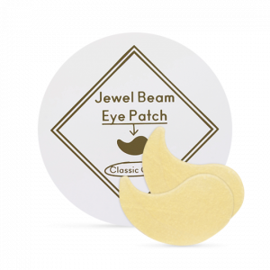 etude-JEWEL BEAM EYE PATCH CLASSIC GOLD 60ea