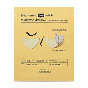 etude-BRIGHTENING EYE PATCH 1ea