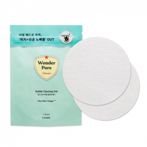 eteude-Wonder Pore Bubble Cleansing Pad 7ea