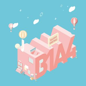 [B1A4] 2018 SEASON'S SEASON GREETINGS