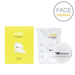 Wish Formula - C200 Bubble Peeling Pad for Face (4Pads/Box)