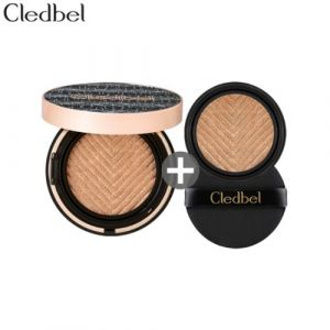 CLEDBEL - Miracle Power Super Cover Cushion refill set