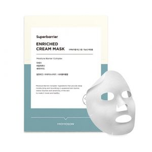 [MOMOSOW] Superbarrier ENRICHED CREAM MASK (10 sheets)