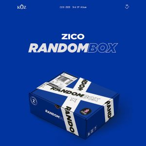 [ZICO] - Mini Album Vol.3 [RANDOM BOX]