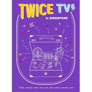 [TWICE] TWICE TV6 : TWICE in Singapore DVD