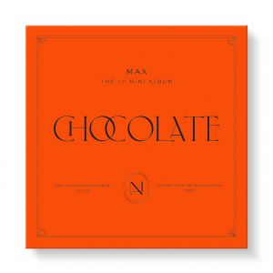 [Max Chang Min] - Mini Album Vol.1 [Chocolate] (Kit Ver.)