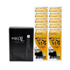 Roasted Seaweed with Sunflower Oil 9.5g *10EA