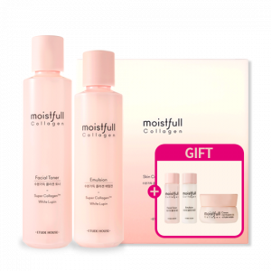 [ETUDE HOUSE] Moisfull Collagen 2Step Set