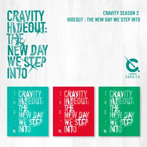 CRAVITY - SEASON2. [HIDEOUT: REMEMBER WHO WE ARE] SET