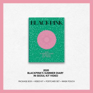 BLACKPINK - [2020 BLACKPINK'S SUMMER DIARY IN SEOUL]  KiT VIDEO